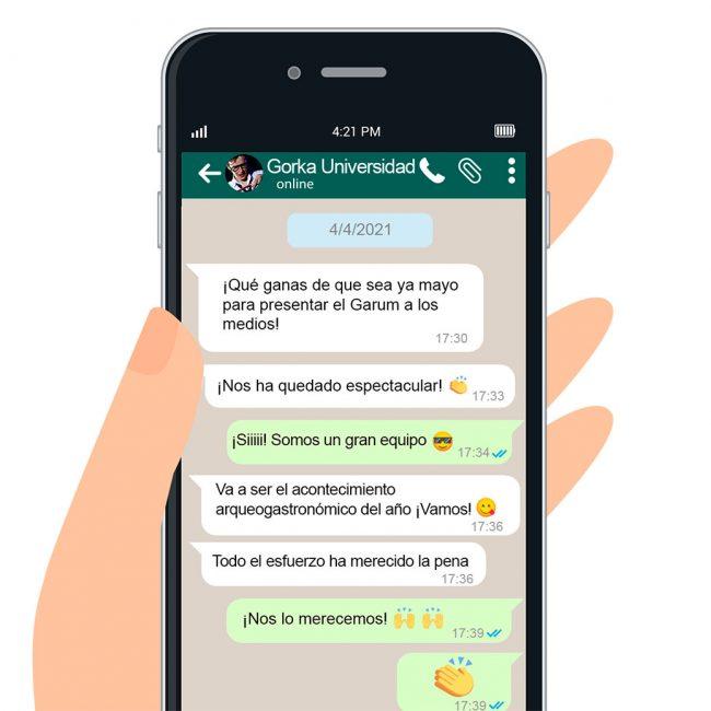 pantallaconversacionesgorka